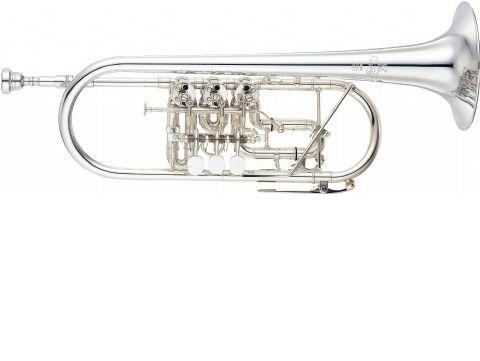 Trompeta de cilindros YAMAHA modelo YTR 948 FFM S
