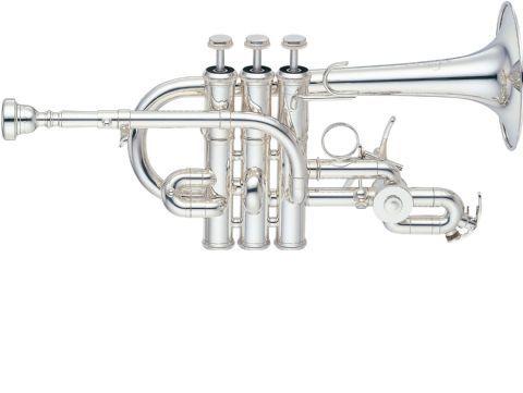 Trompeta piccolo YAMAHA modelo YTR 9825