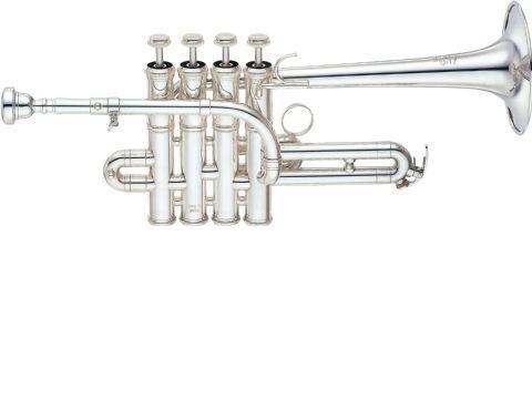 Trompeta piccolo YAMAHA modelo YTR 9835