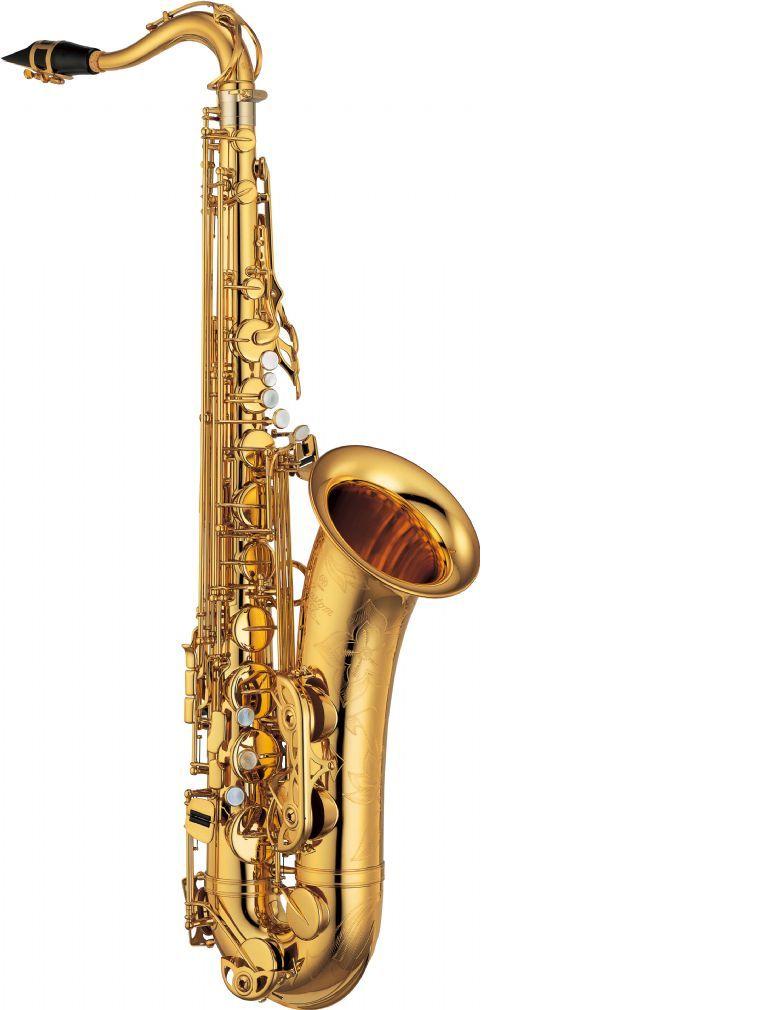 Saxofón tenor YAMAHA modelo YTS 875 EX
